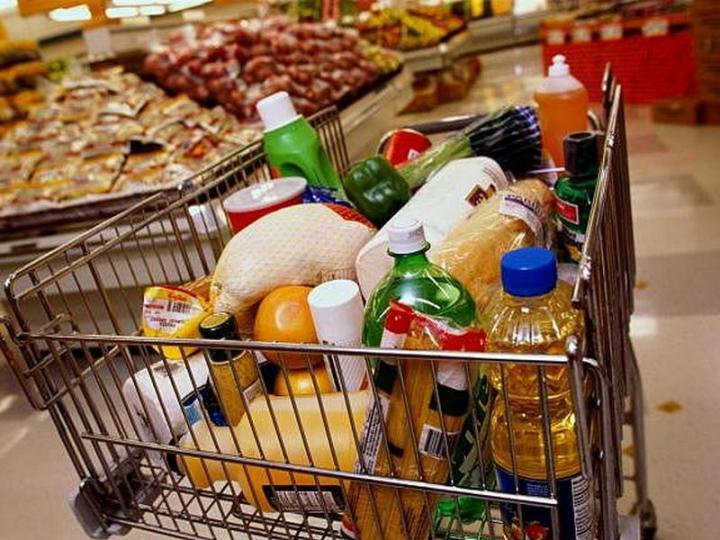 Цена минимального набора продуктов в Красноярском крае с начала года возросла на 4,4%