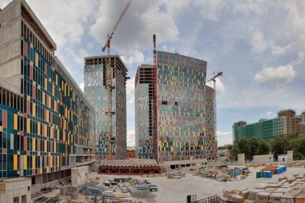 Разрешение на строительство жилого комплекса Sky House продлили до 2021