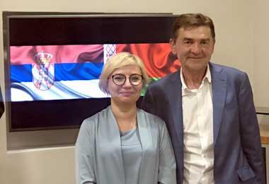 Бобруйскагромаш планирует поставки своей техники в Сербию