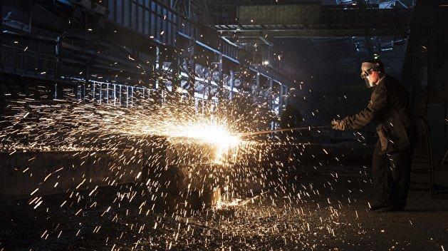 Украинские металлурги опустилась на 13-е место в рейтинге производителей стали