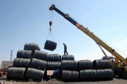 Индия наращивает импорт стали и сокращает экспорт
