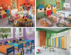 Выбор специализированной мебели для детского сада оптом