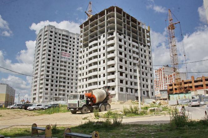 Во Владимирской области сократилось жилищное строительство
