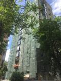 «СМУ-6 Инвестиции»: В клубном комплексе «Данилов дом» приступили к облицовке фасадов