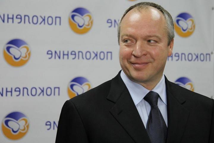 Фонд «Поколение» Андрея Скоча поддержал строительство школ, детсадов и детских площадок в Белгородской области