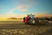 Трактор RSM 2400 – впервые в Германии