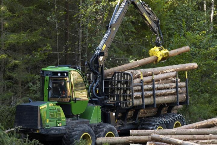 Уникальную демо-площадку лесной техники представят на выставке «Эксподрев»