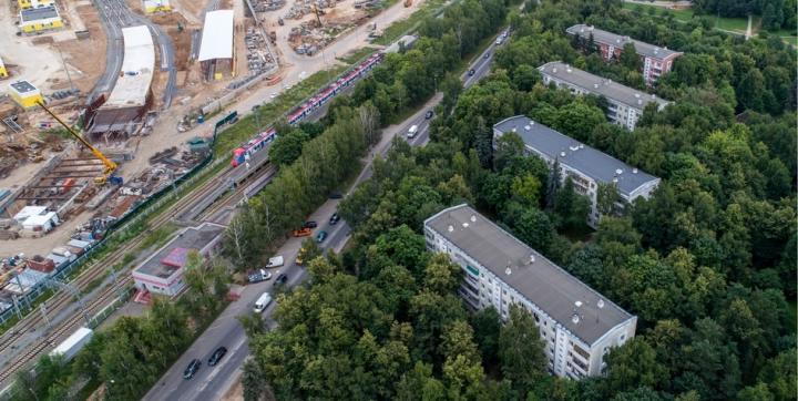 Инвесторы построят в кварталах реновации офисы и торговые центры