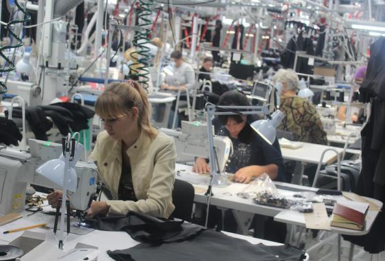 Швейная фабрика «Элис»: взгляд изнутри