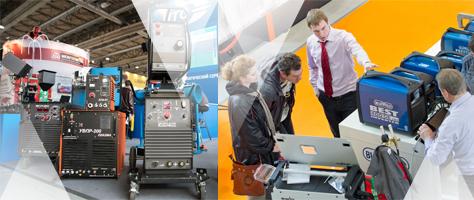 ООО «Катран» продемонстрирует новинки оборудования индукционного и резистивного нагрева на выставке Weldex 2017