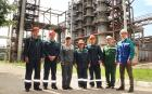 Работники «Химпрома» передают опыт по производству изопропилового спирта