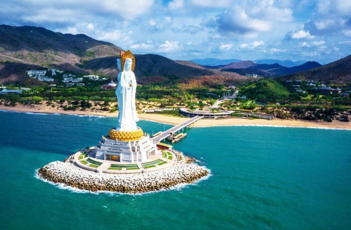 Китайский курорт Санья – востребованное направление международного туризма