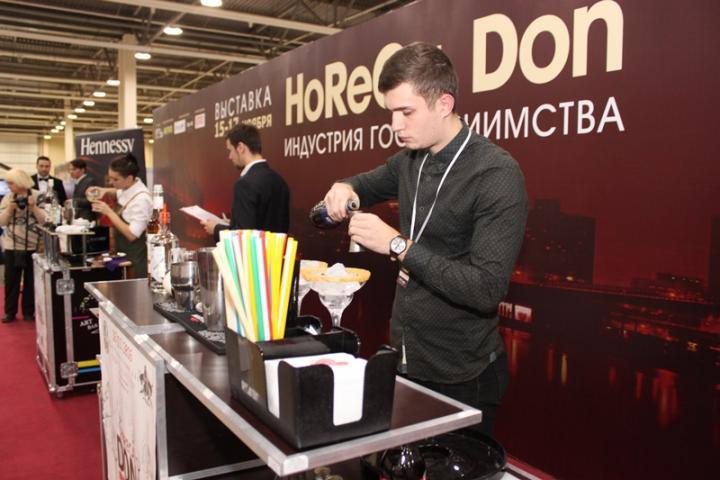 Более 3500 посетителей-специалистов соберет выставка индустрии гостеприимства «HoReCa Don»