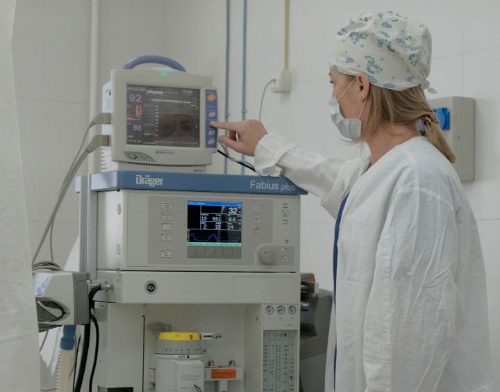 Региональный проект Ставрополя «Борьба с онкологическими заболеваниями»