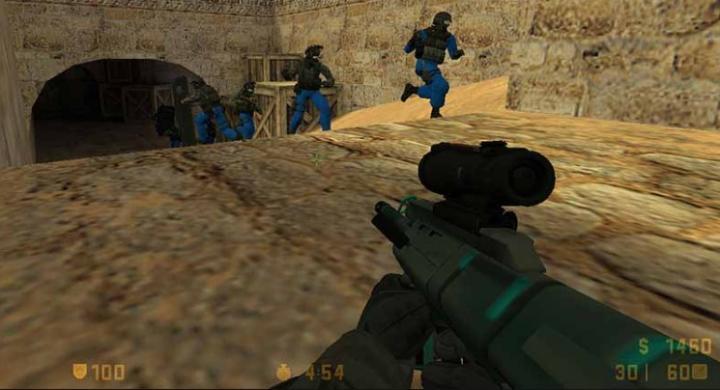 Download Counter-Strike 1.6 WinRar | 390x720