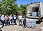 Новочебоксарский «Химпром» оказал гуманитарную помощь братскому народу