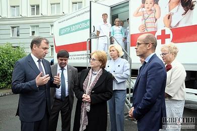 Министр здравоохранения России оценила потенциал здравоохранения Удмуртии
