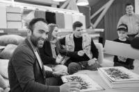 Группа «Родина»: В RDD состоялась встреча с Камилом Гаджиевым