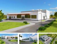В «Ферро-Билдинг» разработали типовые проекты спортивных комплексов из металла