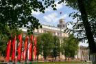 В Кемерово выбрана компания для монтажа светодинамической композиции