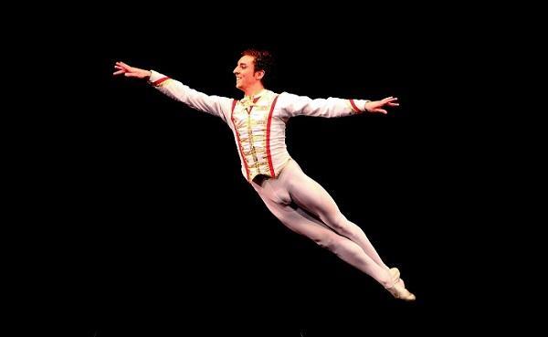 Дмитрий Котермин — идеальный принц классического балета!