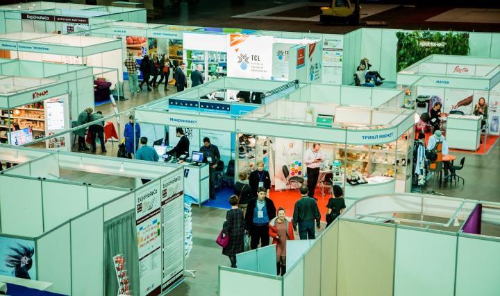Международная специализированная выставка индустрии гостеприимства ExpoHoReCa