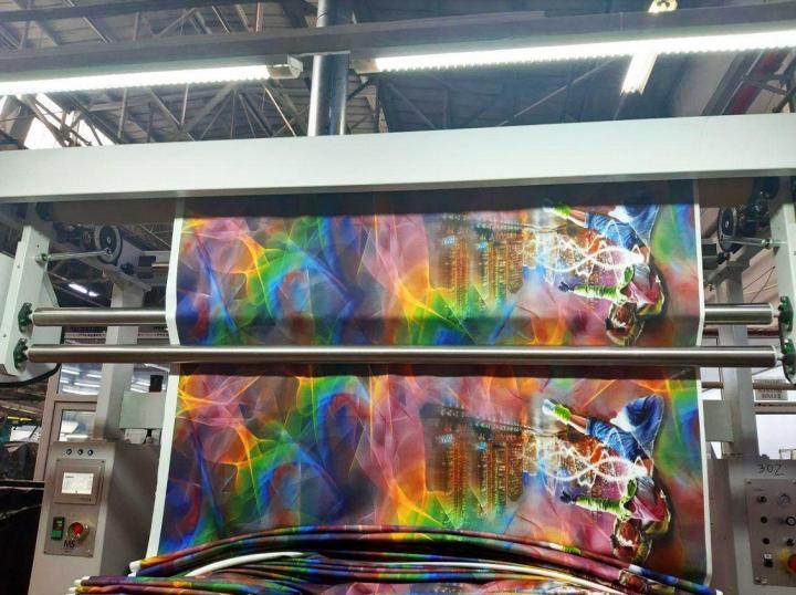 Компания MADIYO ДЕКНА запустила цифровую печать на полотне