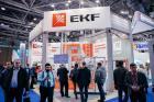 Компания EKF приняла участие в форуме «Электрические сети – 2019»