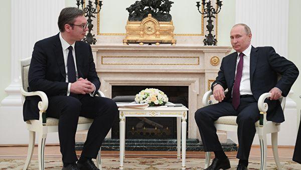 Между Россией и Сербией подписано транспортное соглашение на 230 миллионов евро
