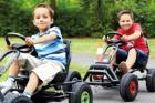 Веломобили Kettcar могут быть опасны для детей, предупреждает KETTLER