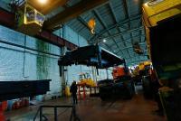 На Камышинском крановом заводе увеличивают производство грузоподъемной техники