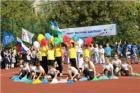 К олимпийским  победам готовы: в Уфе открылась многофункциональная спортивная площадка