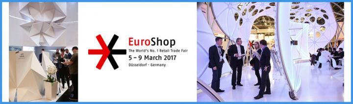 EuroShop 2017 в Дюссельдорфе: трехмерный успех