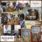 Шахматный турнир Demis Group 2015
