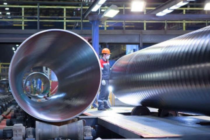 «ВМЗ» и «Росэксимбанком» подписали соглашение о финансирования поставок труб